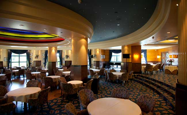 Manhattan Restaurant, Disneys Hotel New York